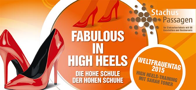 High Heels-Training