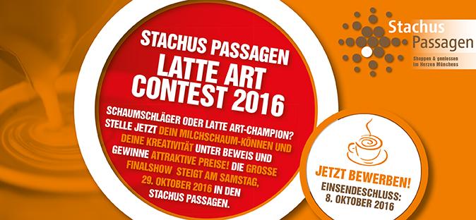 Latte Art Contest