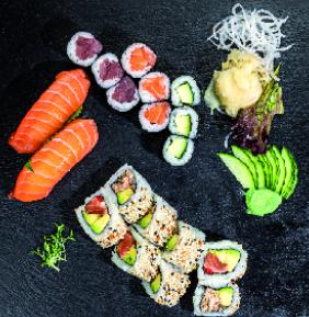 Neueröffnung Sushi Express