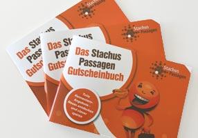 Stachus Passagen Gutscheinbuch