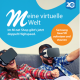 """Samsung Gear VR"" Virtual Reality Brillen- Aktion im M- Net"